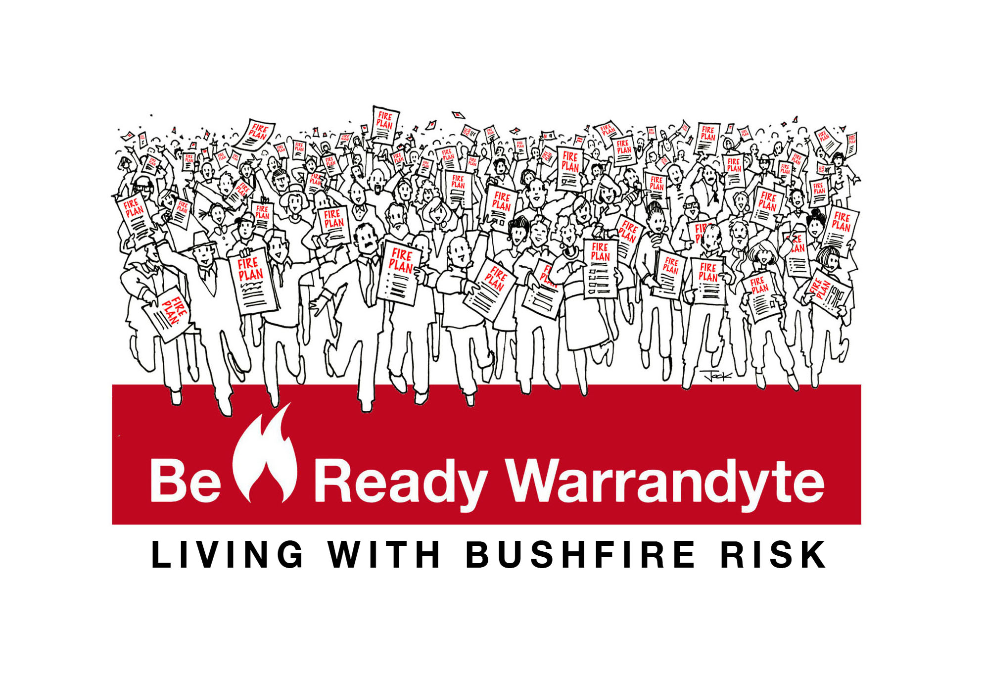 Farewell and Thank You as the Be Ready Warrandyte Project winds down – for now.